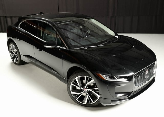 New 2019 Jaguar I-PACE EV400 HSE