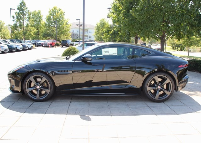 New 2018 Jaguar F Type 400 Sport 2d Coupe In Louisville J18343 Blue Gr Motorsport