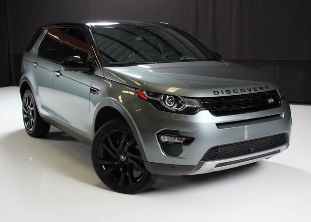Certified Pre-Owned 2015 Land Rover Discovery Sport HSE Luxury