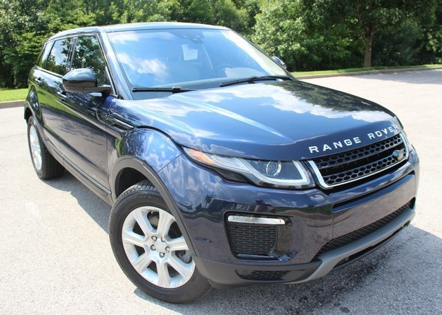 Certified Pre Owned 2016 Land Rover Range Rover Evoque Se Premium 4d