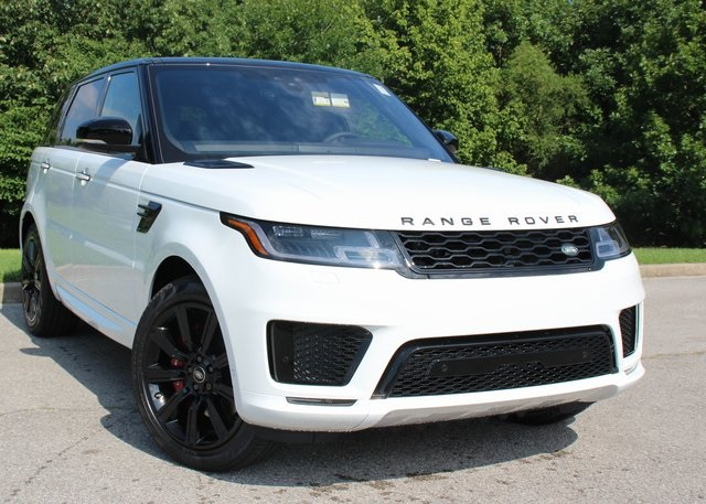 New 2018 Land Rover Range Sport Hse