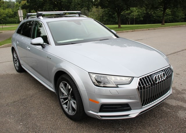 New 2018 Audi A4 allroad 2.0T
