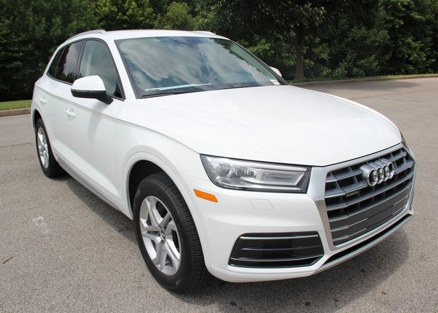 New 2018 Audi Q5 2 0T With Navigation
