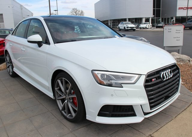 New Audi S D Sedan In Louisville A Blue Grass Motorsport - 2018 audi s3