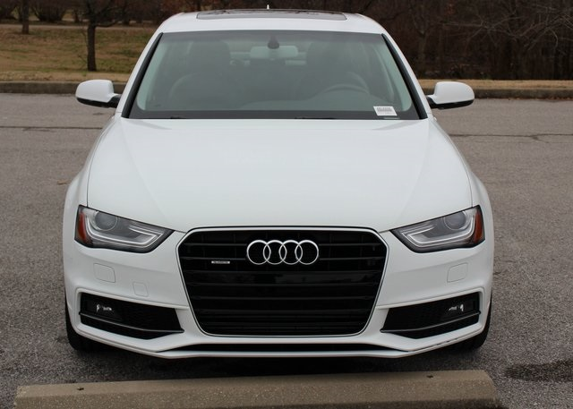 Certified Pre-Owned 2016 Audi A4 2.0T Premium