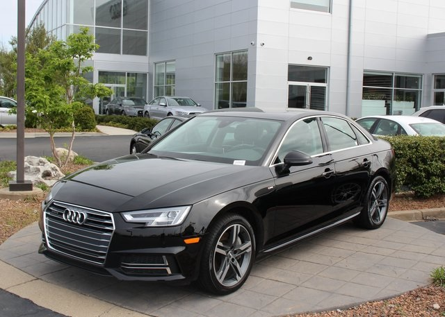 Certified Pre Owned 2017 Audi A4 2 0t Premium Plus