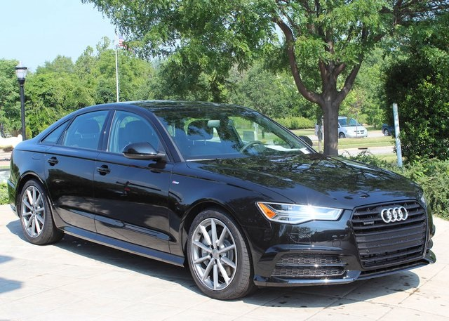 New 2016 Audi A6 3.0 TDI Premium Plus