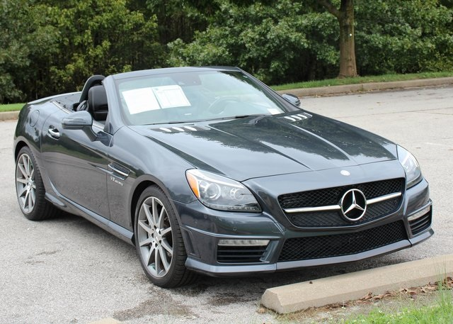 Pre Owned 2014 Mercedes Benz SLK SLK 55 AMG®
