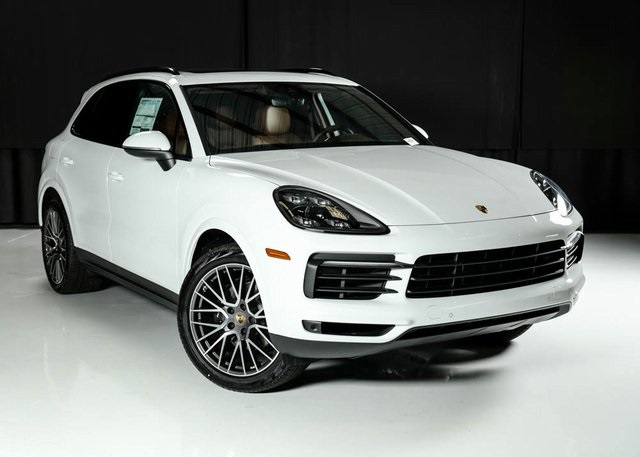 Pre,Owned 2019 Porsche Cayenne AWD
