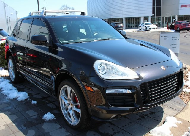 Pre Owned 2009 Porsche Cayenne Gts Awd