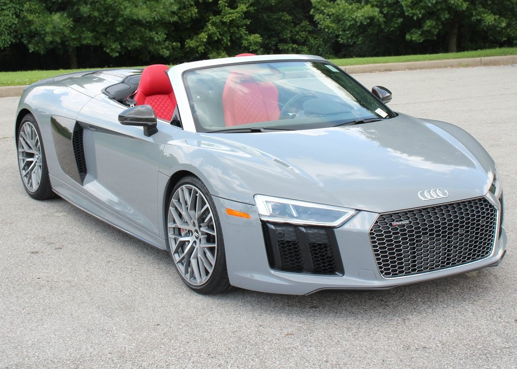 New Audi R Plus D Convertible In Louisville A - Audi r8 convertible