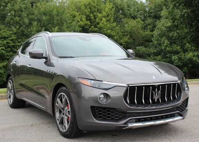 Certified Pre-Owned 2018 Maserati Levante S