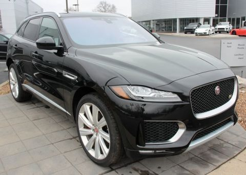 New 2018 Jaguar F-PACE S
