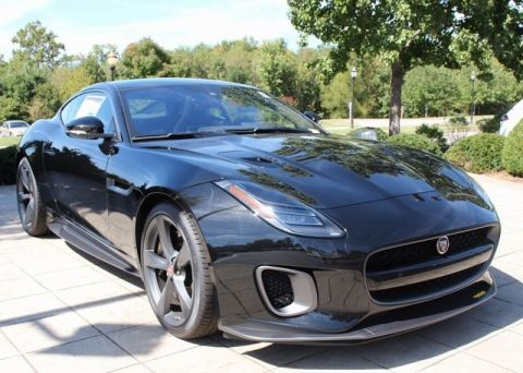 Pre-Owned 2018 Jaguar F-TYPE 400 Sport