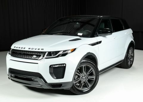 New 2019 Land Rover Range Rover Evoque SE Dynamic Landmark Edition