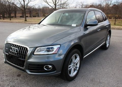 Certified Pre-Owned 2016 Audi Q5 2.0T Premium Plus