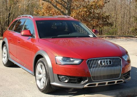 Certified Pre-Owned 2015 Audi allroad 2.0T Prestige