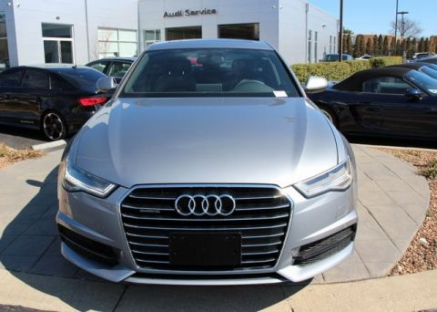 Pre-Owned 2018 Audi A6 3.0