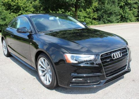 Certified Pre-Owned 2016 Audi A5 2.0T Premium Plus