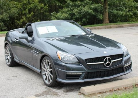 Pre-Owned 2014 Mercedes-Benz SLK SLK 55 AMG®