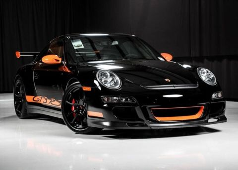 Certified Pre-Owned 2007 Porsche 911 GT3 RS