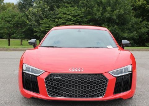 Certified Pre-Owned 2017 Audi R8 5.2 Plus